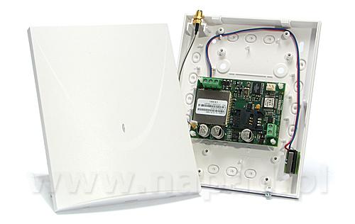 Konwerter monitoringu na transmisję GPRS/SMS GPRS T1